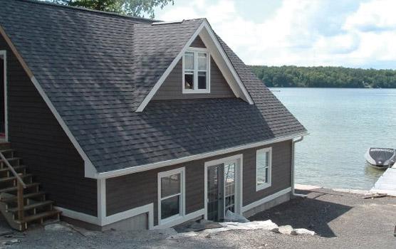 Boathouse Build